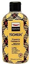 Düfte, Parfümerie und Kosmetik Duschgel - Aquolina Fashion Bath Shower Gel Classic Cashmere