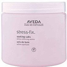 Düfte, Parfümerie und Kosmetik Entspannendes Badesalz - Aveda Stress-Fix Soaking Salt