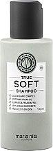 Mildes Haarshampoo mit Arganöl - Maria Nila True Soft Shampoo — Bild N1