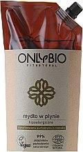 Düfte, Parfümerie und Kosmetik Hypoallergene Flüssigseife - Only Bio Fitosterol Hypoallergenic Liquid Soap (Doypack)