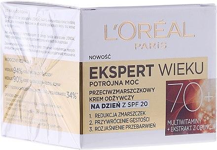Tagespflege-Creme 70+ - L'Oreal Paris Age Specialist Day Cream 70+ — Bild N1