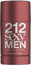 Düfte, Parfümerie und Kosmetik Carolina Herrera 212 Sexy Men - Deo-Stick