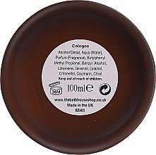 Bath House Cuban Cedar & Lime - Duftset (Eau de Cologne 100ml + Duschgel 260ml + Bartöl 30ml) — Bild N4