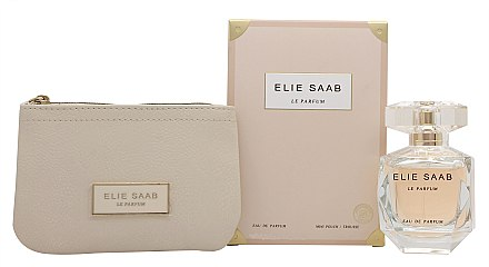 Elie Saab Le Parfum - Duftset (Eau de Parfum/50ml + Kosmetiktasche) — Bild N1