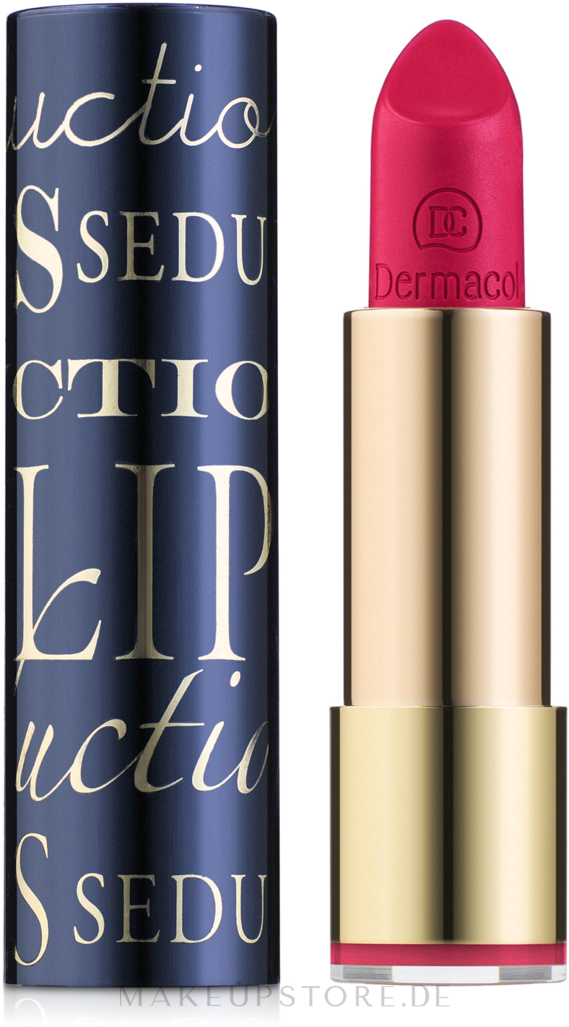 Lippenstift - Dermacol Lip Seduction Lipstick — Bild 09