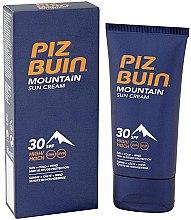 Düfte, Parfümerie und Kosmetik Pflegecreme für besonders trockene und sensible Haut - Piz Buin Mountain Sun Cream SPF30