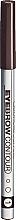 Düfte, Parfümerie und Kosmetik Augenbrauenstift - Gabriella Salvete Eyebrow Contour Eyebrow Pencil