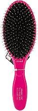 Düfte, Parfümerie und Kosmetik Haarbürste - Olivia Garden Ceramic-Ion Supreme Combo Pink