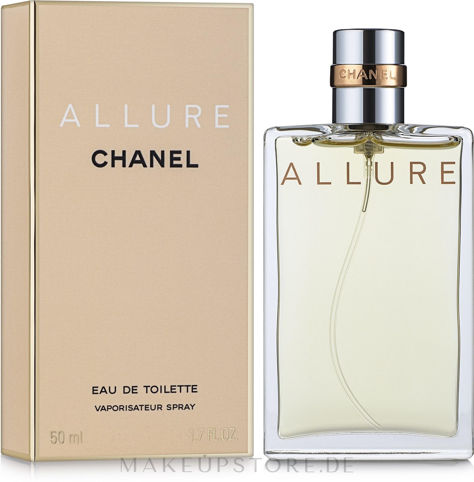 Chanel Allure - Eau de Toilette — Bild 50 ml