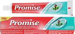 Düfte, Parfümerie und Kosmetik Natürliche Zahnpasta Promise Cavity Protection - Dabur