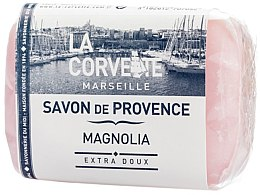 Düfte, Parfümerie und Kosmetik Seife Magnolien - La Corvette Provence Soap Magnolia