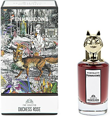 Penhaligon's The Coveted Duchess Rose - Eau de Parfum — Bild N1