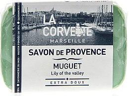 Düfte, Parfümerie und Kosmetik Seife Maiglöckchen - La Corvette Provence Soap Lily Of The Valley