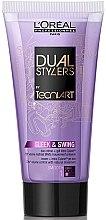 Düfte, Parfümerie und Kosmetik Haarglättungsgel für lockiges Haar - L'oreal Professionnel Dual Stylers by Tecni.art Sleek&Swing