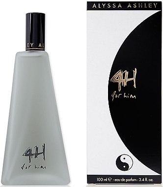 Alyssa Ashley 4H For Him - Eau de Parfum — Bild N1