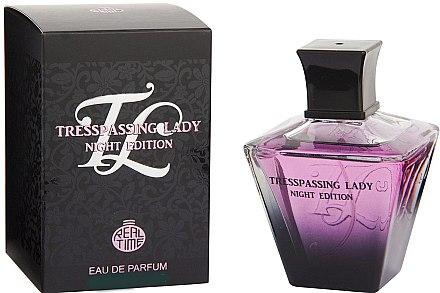 Real Time Trespassing Lady Night Edition - Eau de Parfum — Bild N1