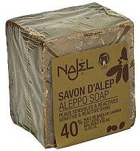 Düfte, Parfümerie und Kosmetik Aleppo-Seife - Najel 40% Aleppo Soap