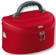 Düfte, Parfümerie und Kosmetik Kosmetiktasche oval groß 95082 rot - Top Choice Oval Red