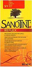 Düfte, Parfümerie und Kosmetik Sanfte Reflextönung für das Haar mit Goldhirse - Sanotint Reflex