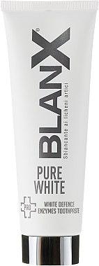 Intensiv aufhellende Zahnpasta - BlanX Pro Pure White Toothpaste — Bild N2