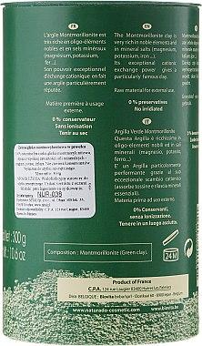 Kosmetische grüne Tonerde - Naturado Green Clay — Bild N2