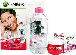 Düfte, Parfümerie und Kosmetik Gesichtspflegeset - Garnier Skin Essentials 45+ (Anti-Falten Gesichtscreme 50ml + Mizellen- Reinigungswasser 400ml)