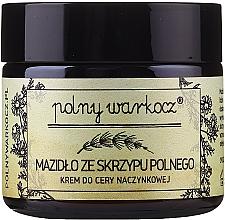 Düfte, Parfümerie und Kosmetik Gesichtscreme mit Schachtelhalm für alle Hauttypen - Polny Warkocz