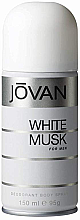 Düfte, Parfümerie und Kosmetik Jovan White Musk For Men - Deospray