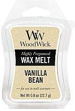 Düfte, Parfümerie und Kosmetik Tart-Duftwachs Vanilla Bean - WoodWick Wax Melt Vanilla Bean