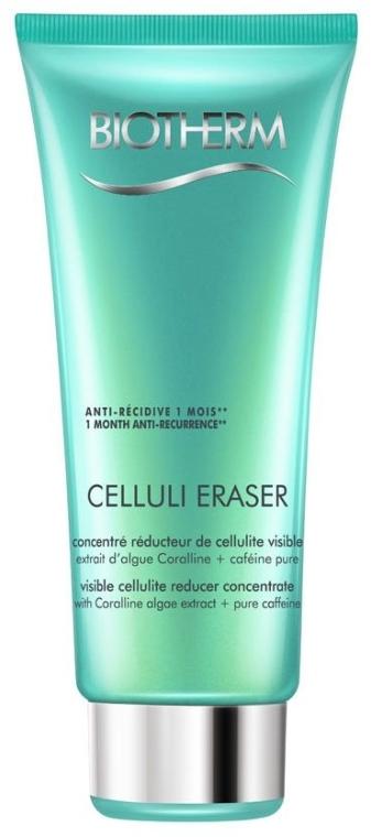 Anti-Cellulite Gel mit Koffein und Korallenalgenextrakt für den Körper - Biotherm Celluli Eraser Visible Cellulite Reducer Concentrate — Bild N1