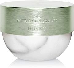 Düfte, Parfümerie und Kosmetik Beruhigende Nachtcreme - Rituals The Ritual Of Namaste Calming Sensitive Night Cream Refill (Nachfüller)