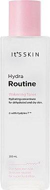 Feuchtigkeitsspendendes Gesichtstonikum mit Hyaluronsäure - It's Skin Hydra Routine Wakening Toner — Bild N1