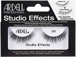 Düfte, Parfümerie und Kosmetik Künstliche Wimpern - Ardell Studio Effects 230