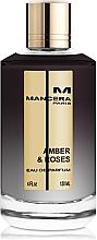 Düfte, Parfümerie und Kosmetik Mancera Amber & Roses - Eau de Parfum