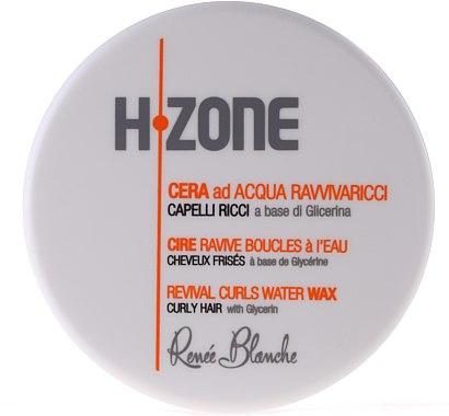 Haarwachs für lockiges Haar mit Glycerin - H.Zone Wax — Bild N1