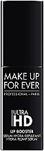 Düfte, Parfümerie und Kosmetik Feuchtigkeitsspendendes und glättendes Lippenserum - Make Up For Ever Ultra HD Lip Booster