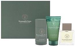 Düfte, Parfümerie und Kosmetik Duftset - Ermenegildo Zegna Acqua Di Bergamotto (Eau de Toilette 100ml + Deostick 73ml + 2in1 Shampoo und Duschgel 75ml)