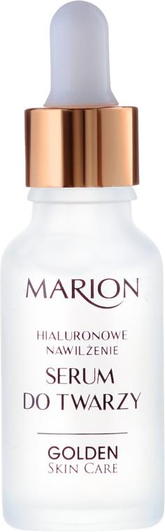 Gesichtsserum mit Hyaluronsäure - Marion Golden Skin Care — Bild N2