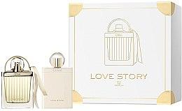 Chloe Love Story - Duftset (Eau de Parfum 50ml + Körperlotion 100ml) — Bild N1