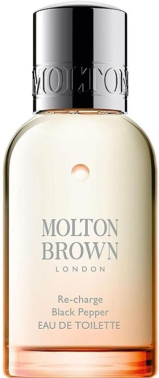 Molton Brown Re-Charge Black Pepper - Eau de Toilette — Bild N1