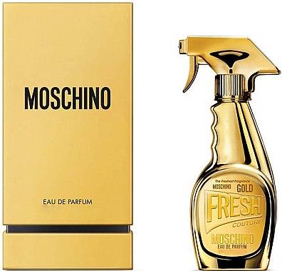 Moschino Gold Fresh Couture - Eau de Parfum