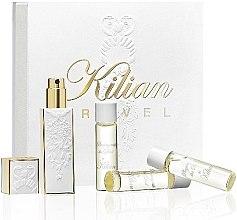 Düfte, Parfümerie und Kosmetik Kilian Forbidden Games Travel - Duftset (Eau de Parfum 4x7.5ml)