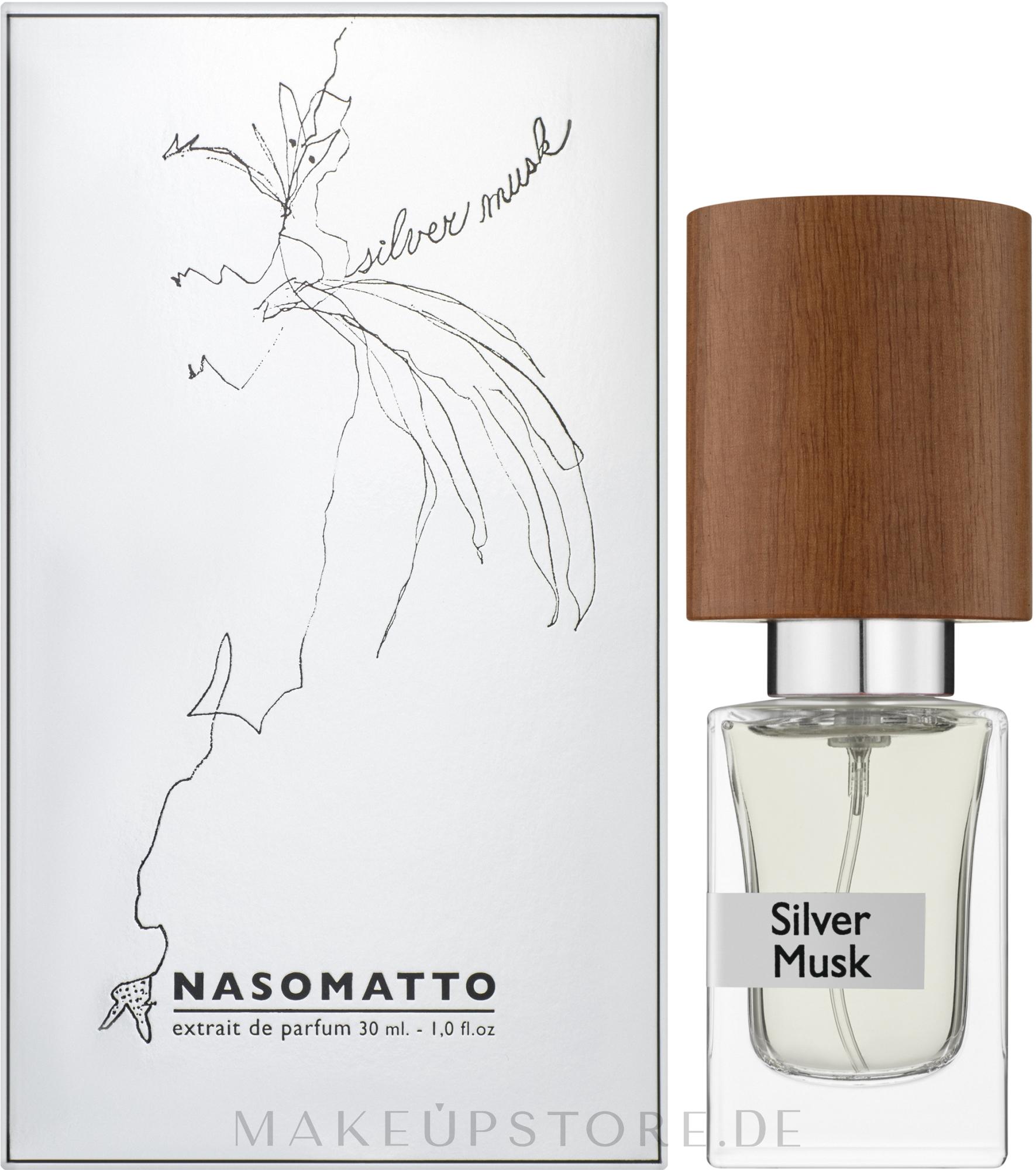 Nasomatto Silver Musk - Extrait de Parfum — Bild 30 ml