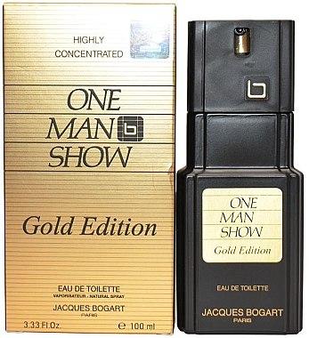 Bogart One Man Show Gold Edition - Eau de Toilette — Bild N1