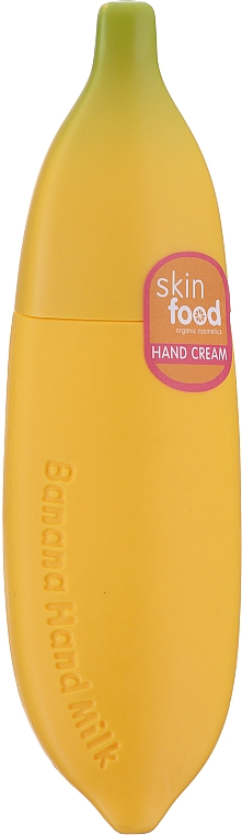 Handcreme mit Banane - IDC Institute Skin Food Hand Cream Banana