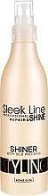 Düfte, Parfümerie und Kosmetik Haarspray für seidigen Glanz - Stapiz Sleek Line Silk Shiner