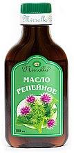 Düfte, Parfümerie und Kosmetik Klettenöl für das Haar - Mirrolla