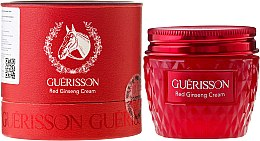 Düfte, Parfümerie und Kosmetik Gessichtscreme - Guerisson Red Jinseng Cream