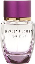 Düfte, Parfümerie und Kosmetik Devota & Lomba Florissima - Eau de Parfum