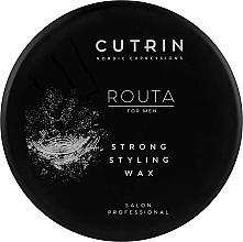 Düfte, Parfümerie und Kosmetik Haarstylingwachs Starker Halt - Cutrin Routa Strong Styling Wax